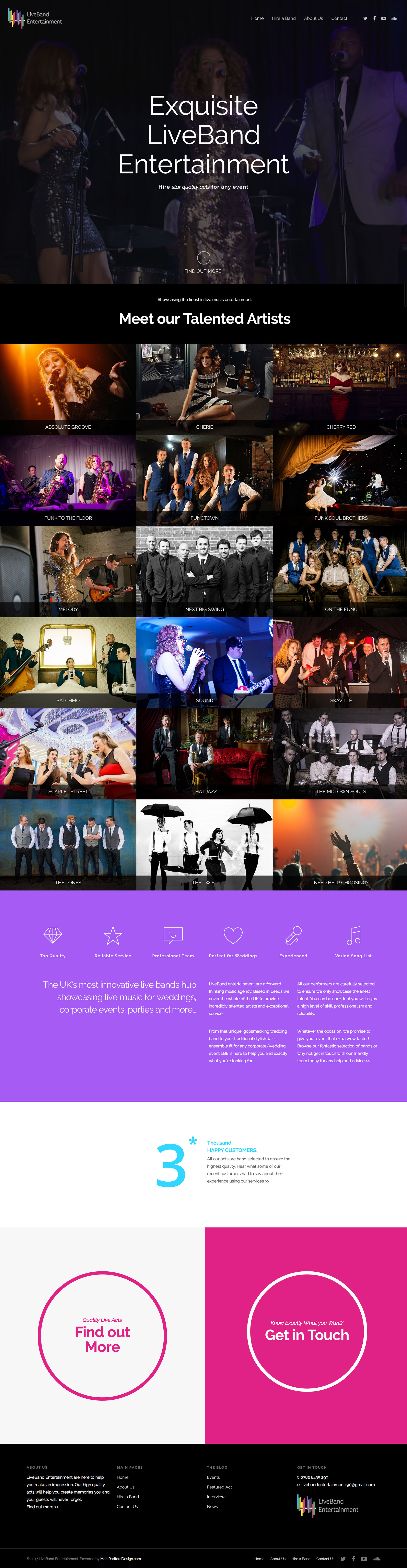 LiveBand-Entertainment
